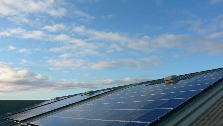 50kW Solar PV System for West Hants Sports Club (Spring 2011)