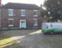 Ground source heat pump for listed Hampshire Manor House